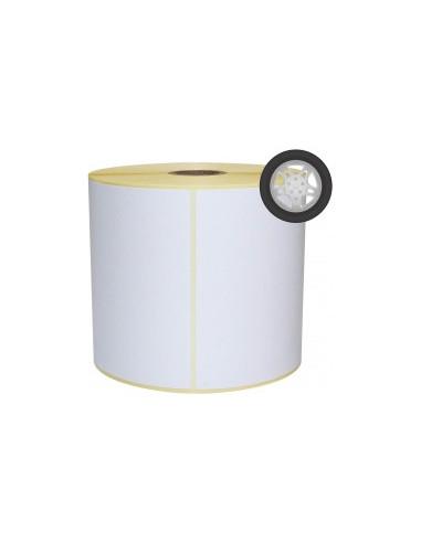 1 1000 Etiquettes Blanche adhésives Spécial Pneu 100x50mm-M25