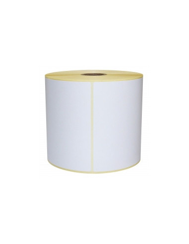 1 1 500 étiquettes adhésives 70 x 45mm - Polyéthylène Permanent - Mandrin Ø76