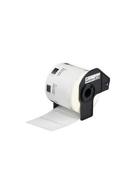 1 DK-11209 Etiquettes compatibles Brother 62 x 29mm