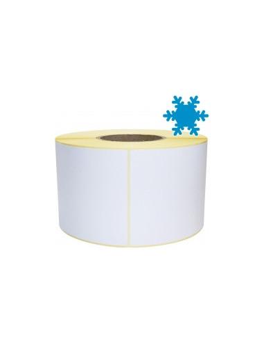 1 4 000 étiquettes adhésives 30 x 15mm - Papier Congélation - Ø25
