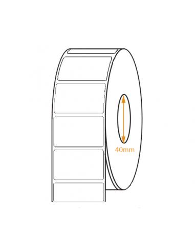 1 620 étiquettes Balance 58 x73.5 mm?Thermique Eco Permanent ?Mandrin Ø40mm