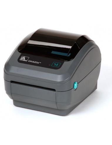 1 Imprimante Zebra GK420D (Ethernet)