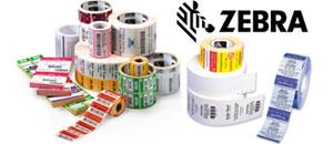 Etiquettes Zebra