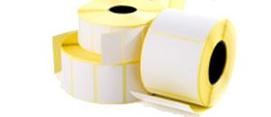 étiquettes papier